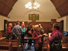 1e Advent vesperdienst